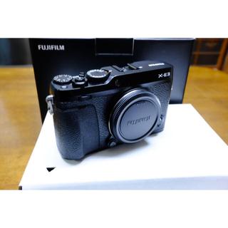 富士フイルム - 【超美品】Fujifilm X-E3  ボディ ミラーレス一眼 富士フィルム