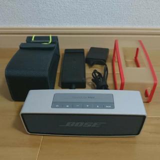 Bose SoundLink Mini Bluetooth speaker(スピーカー)