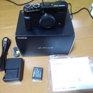 富士フイルム - 美品 FUJIFILM  X-pro2  ボディ
