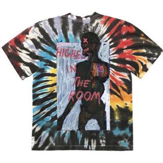 ナイキ(NIKE)のtravis scott Tシャツ ジョーダン jordan1 エアフォース1(Tシャツ/カットソー(半袖/袖なし))