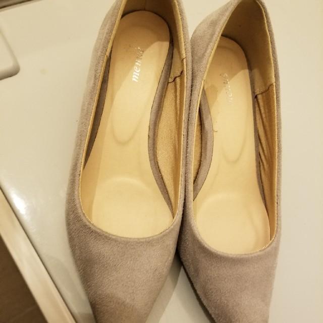 メヌエ パンプス 21cm レディースの靴/シューズ(ハイヒール/パンプス)の商品写真