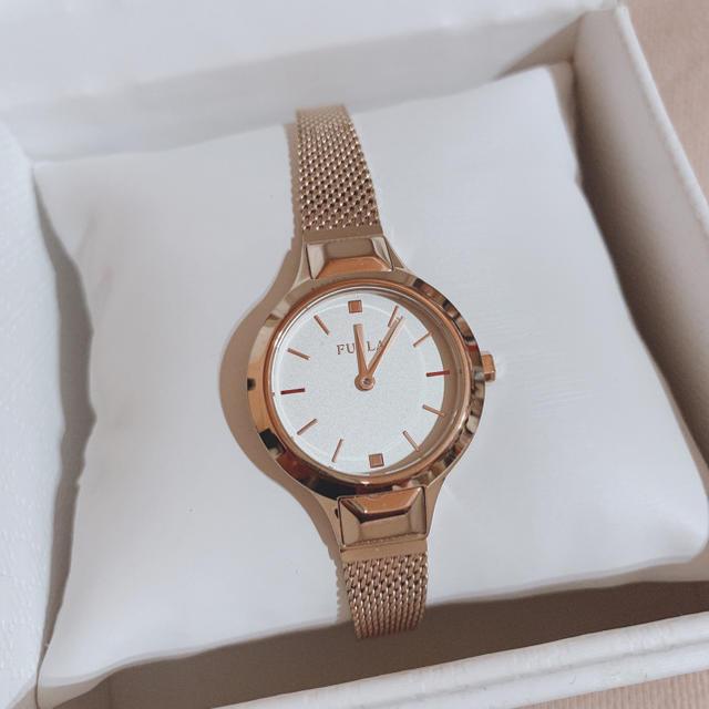 Furla(フルラ)のFURLA 腕時計 ピンクゴールド レディースのファッション小物(腕時計)の商品写真