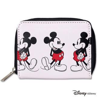 シップス(SHIPS)のシップス ミッキーマウス二つ折り財布(財布)
