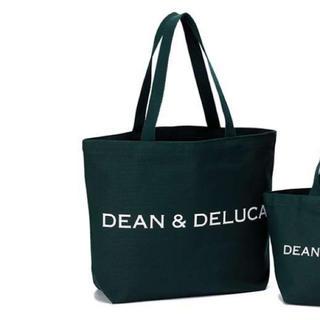DEAN & DELUCA - DEAN&DELUCA  ディーン&デルーカ Lサイズ ダークグリーン