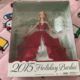 Barbie - 2015 Holiday Barbie ホリデー バービー