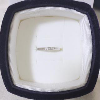 ヨンドシー(4℃)の4℃ ペアリング レディース(リング(指輪))