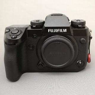 【美品】FUJIFILM X-H1 ボディ 富士フイルム