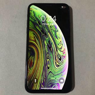 アイフォーン(iPhone)のiPhoneXs 256GB SIMフリー スペースグレー(スマートフォン本体)