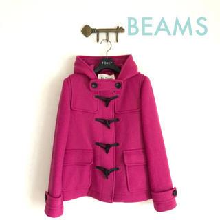 BEAMS - ray beams ダッフルコート ピンク 定価31320円 ビームス