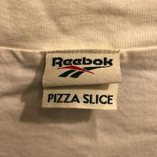 リーボック(Reebok)の未使用 Reebok×PIZZA SLICE Tシャツ M(Tシャツ/カットソー(半袖/袖なし))