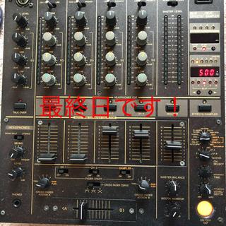 パイオニア DJM600 dj機器 ミキサー