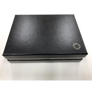 MONTBLANC - モンブラン 名刺ケースの袋と外箱(名刺ケースなし)