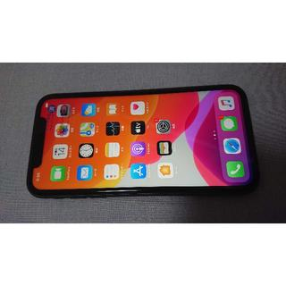 アイフォーン(iPhone)の★超美品 docomo iPhone11 本体のみ 64GB ブラック(スマートフォン本体)