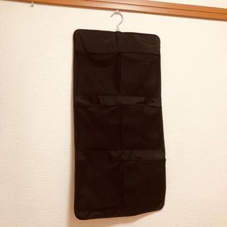 ムジルシリョウヒン(MUJI (無印良品))の無印良品 吊るせる収納ケース(ケース/ボックス)