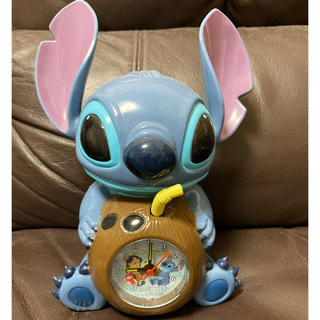 Disney - スティッチの目覚まし時計