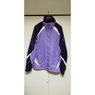 コロンビア(Columbia)のコロンビア Columbia ナイロンジャケット 女性用XLサイズ(ナイロンジャケット)