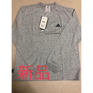 adidas - 【新品・未使用】adidas ロングTシャツ