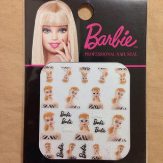 バービー(Barbie)のBarbie クラシカルネイル A(ネイル用品)