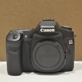 Canon - キヤノン  EOS40D ボディ   元箱付