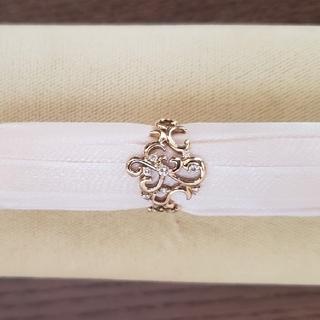 ジュエリーツツミ(JEWELRY TSUTSUMI)のK18 ダイヤモンドリング(リング(指輪))