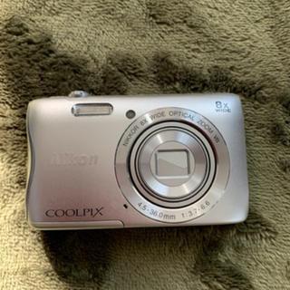 Nikon - ニコンs3700 中古 Wi-Fi対応