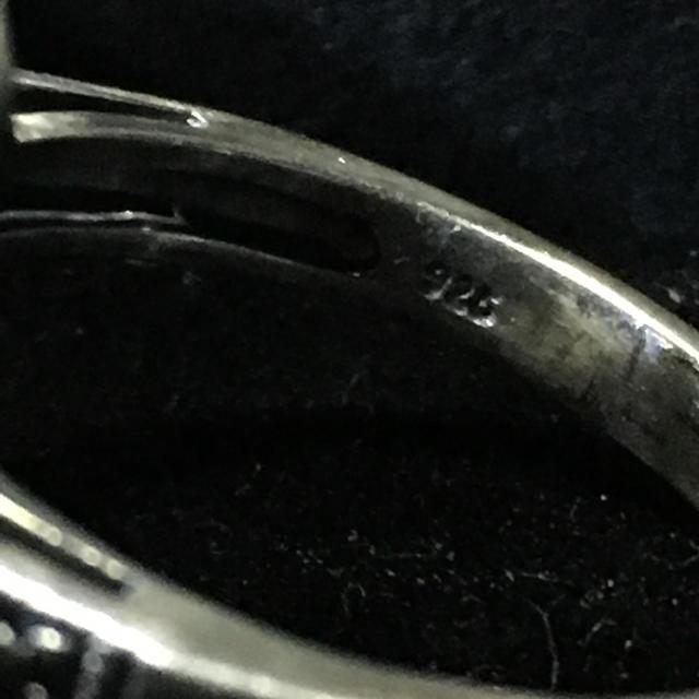 ルビー SILVER リング レディースのアクセサリー(リング(指輪))の商品写真