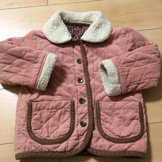 3can4on - 女児 100 ジャケット リバーシブルコート アウター