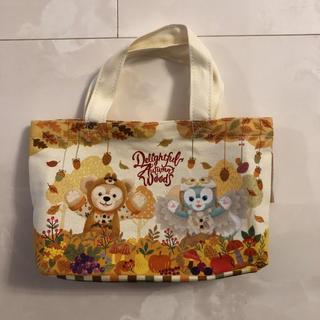 Disney - 【新品・未使用】ダッフィー ミニトートバッグ