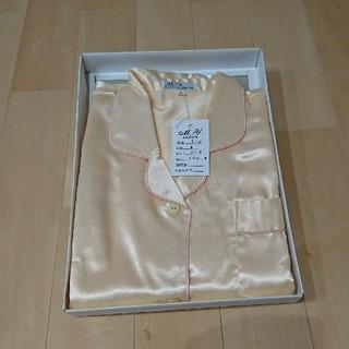 ☆新品☆シルク100% パジャマ Sサイズ