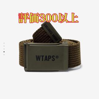 W)taps - wtaps ベルト オリーブ