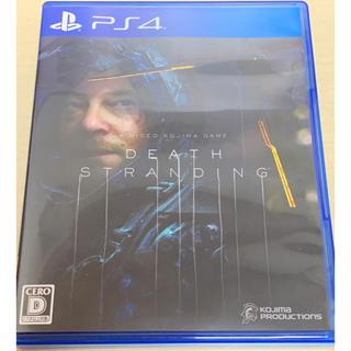 PlayStation4 - 美品 DEATH STRANDING(デス・ストランディング) PS4 送料無料