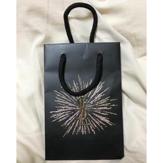 イヴサンローランボーテ(Yves Saint Laurent Beaute)のYSL 紙袋 未使用(ショップ袋)