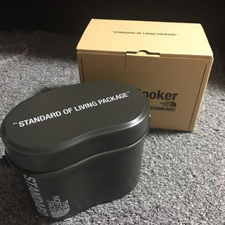 THE NORTH FACE - THE NORTH FACE STANDARD Rice Cooker 黒 飯盒