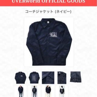 UVERworld コーチジャケット サイズ2 新品未使用
