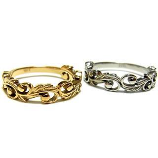 占い付き:ハワイアンジュエリー リング K14 ホヌ(リング(指輪))