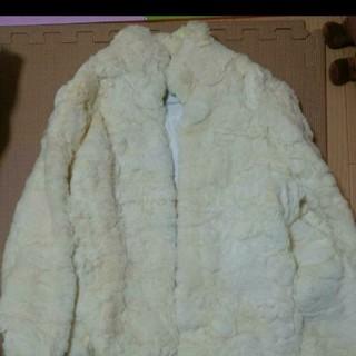 セシルマクビー(CECIL McBEE)のラビットファーコート(毛皮/ファーコート)