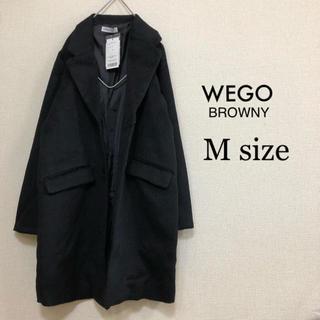 ウィゴー(WEGO)のMサイズ WEGO BROWNY⭐️新品⭐️チェスターコート(チェスターコート)