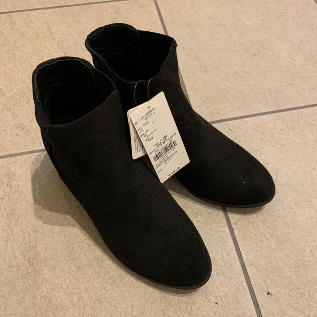 earth music & ecology(アースミュージックアンドエコロジー)のサイドゴアブーツ レディースの靴/シューズ(ブーツ)の商品写真