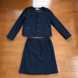 ナチュラルビューティーベーシック(NATURAL BEAUTY BASIC)のNATURAL  BEAUTY  BASIC スーツ 上下(スーツ)