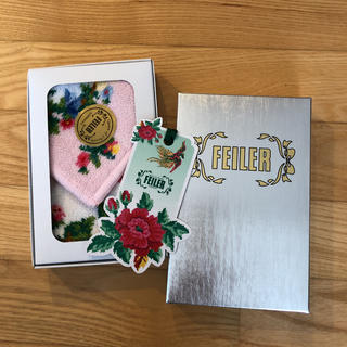FEILER - 新品 FEILER  ハンカチ