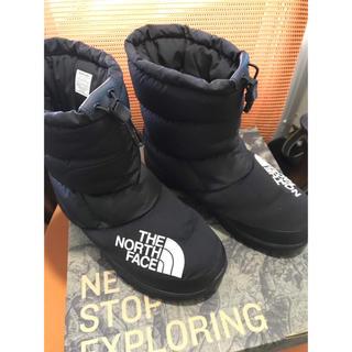 THE NORTH FACE - ノースフェイス ダウン 靴 シューズ nf51877 28cm