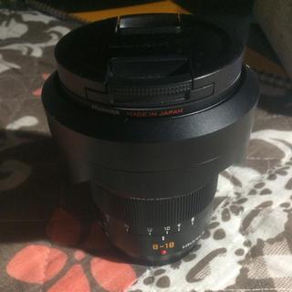 Panasonic - panasonic leica 8-18mm f2.8-4 超広角
