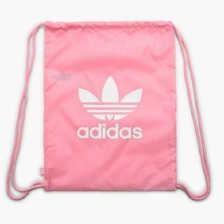 adidas - adidas  ナップサック  ライトピンク  ジムサック