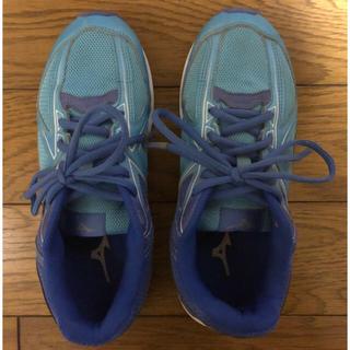 ミズノ(MIZUNO)のミズノ 靴 23.5センチ(スニーカー)