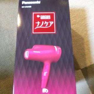 Panasonic - Panasonic  ナノイー ドライヤー  EH-CNA0B  ルージュピンク