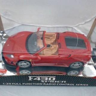 フェラーリ(Ferrari)の新品🎁Ferrari F430 スパイダー ラジコンカー フェラーリ ミニカー(ホビーラジコン)