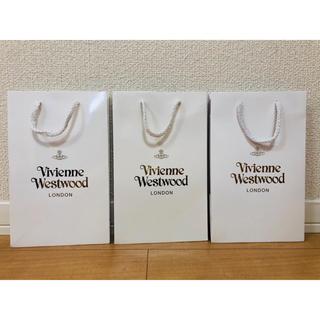 Vivienne Westwood - 新品 ヴィヴィアンウエストウッド 紙袋 3枚から11枚