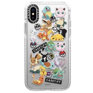 ポケモン(ポケモン)のCASETiFY ポケモンiphoneケース(iPhoneケース)