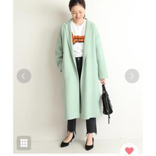 IENA SLOBE - スローブイエナ♡今期コート♡新品未使用タグあり!本日のみ値下げ