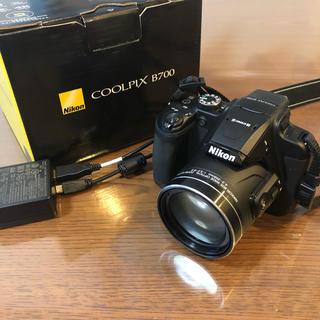 Nikon - Nikon coolpix B700